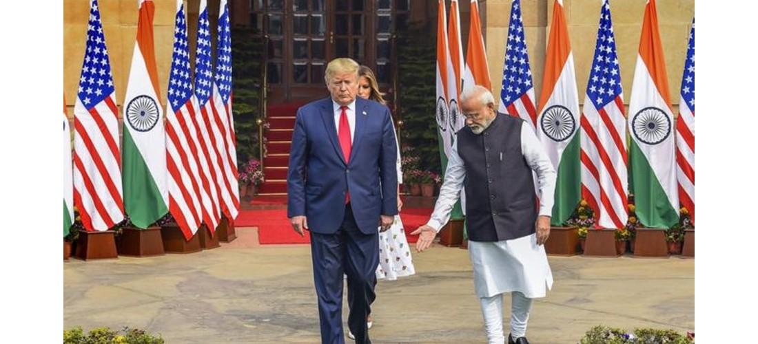 अमेरिका-भारतबीच तीन अर्ब अमेरिकी डलरको रक्षा सम्झौता