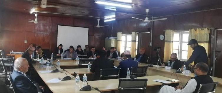 भारतसँगको सीमा नाका तत्काल बन्द गर्न सरकारलाई समितिको निर्देशन