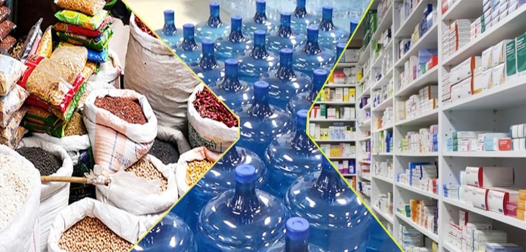 अत्यावश्यक र खाद्यवस्तु बिक्री गर्ने पसलहरु निर्वाध रुपमा खोल्न पाउने
