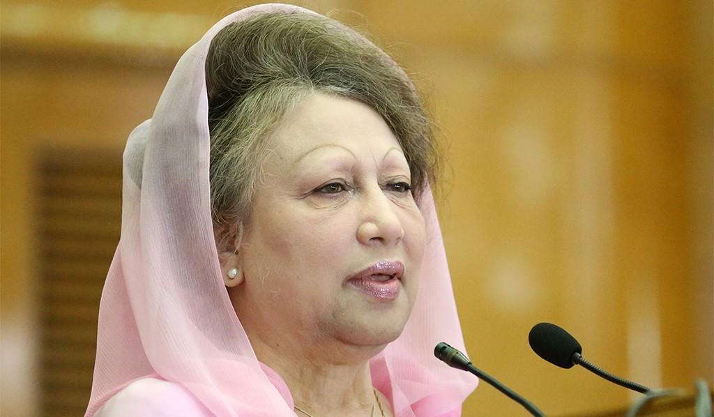 कोरोना भाइरसः बंगलादेशकी पूर्बप्रधानमन्त्री खालिदा जिया रिहा