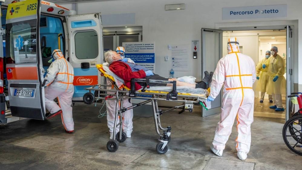 कोरोना भाइरसबाट विश्वमा ५३ हजारको मृत्यु, १० लाख संक्रमित