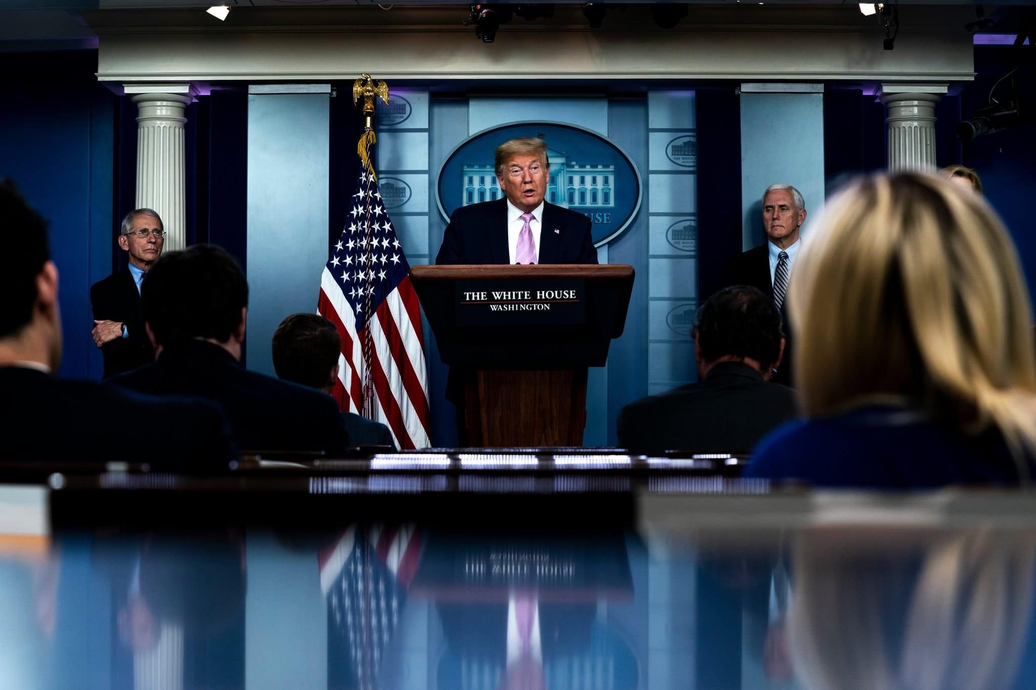 आउँदा दिनमा अमेरिकामा धेरैको मृत्यु हुनसक्छः राष्ट्रपति ट्रम्प