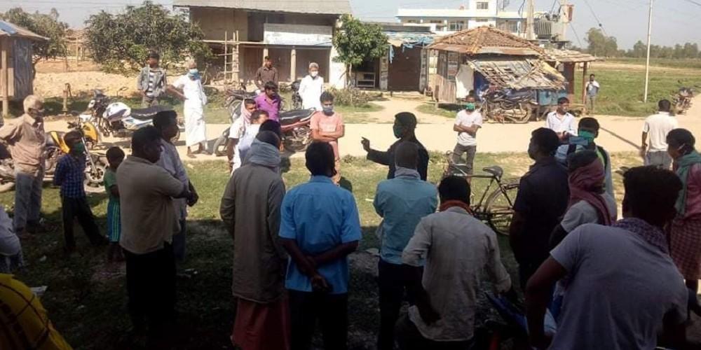 महोत्तरीमा अज्ञात रोगले मृत्यु हुनेको संख्या ११ पुग्यो