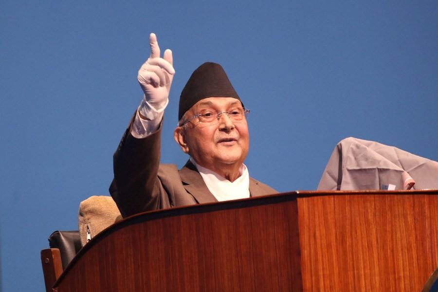 कालापानी, लिम्पियाधुरा र लिपुलेक फिर्ता लिएरै छाड्छौंः प्रधानमन्त्री ओली