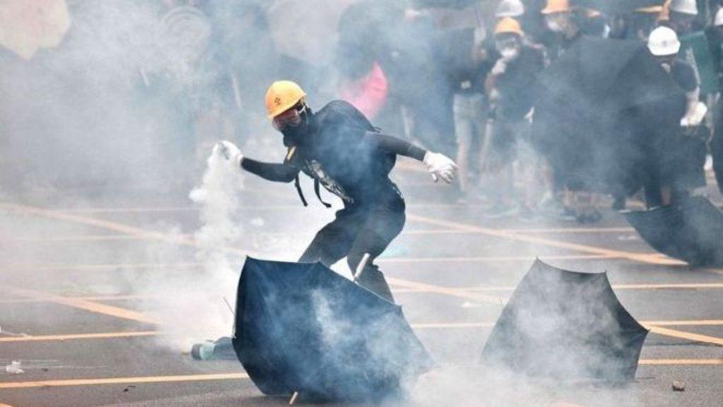 चीनद्वारा हङ्कङ सम्बन्धि विवादास्पद कानुन पारित