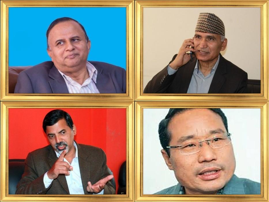 नेकपा विवाद मिलाउन दोस्रो तहका नेताको सक्रियता