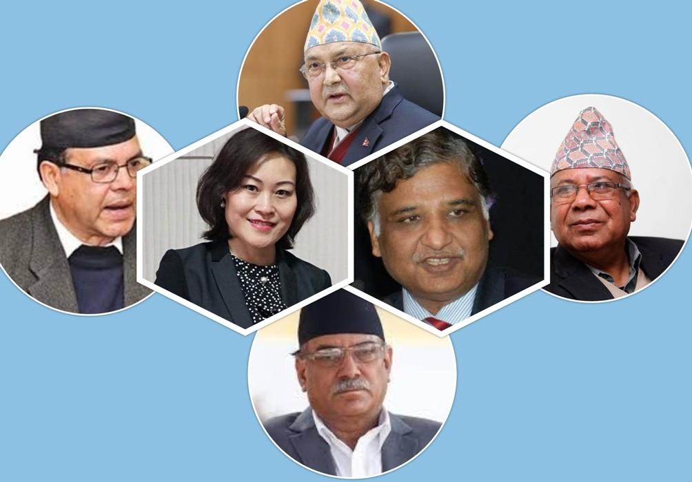 छिमेकी देशका गुप्तचरकाे  काठमाडाैंमा दाैडधुप :भारतीयपक्षले पनि नेताहरू  भेट्न थाले!
