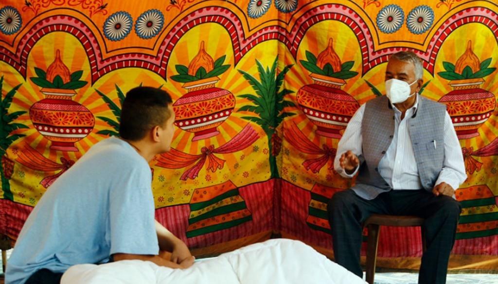 पीसीआर परीक्षणको माग गर्दै अनसन बस्नुपर्ने अवस्था आउनु दुर्भाग्य :पौडेल