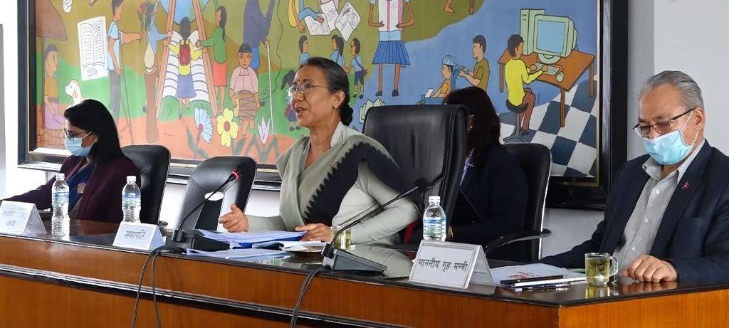 नेपाल -भारत सीमा निर्धारण गर्ने स्ट्रीप नक्साबारे सत्यतथ्य जानकारी गराउन सरकारलाई समितिकाे निर्देशन