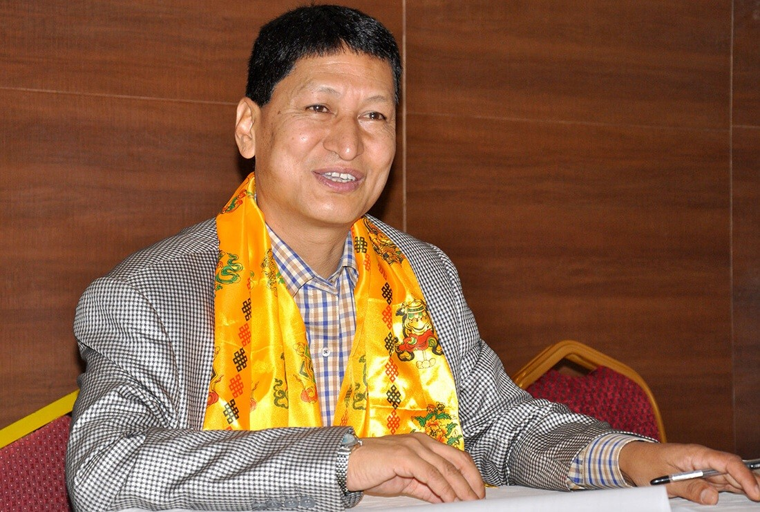 काठमाडौं महानगरपालिकाका मेयर शाक्य कोरोना मुक्त