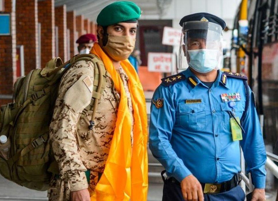 हिमाल आरोहणका लागि बहराइनका राजकुमार खलीफा काठमाडौँ  आइपुगे