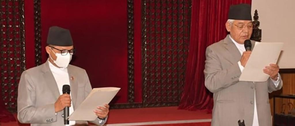 गौतमलाई राष्ट्रियसभामा मनोनीत गर्ने राष्ट्रपतिको निर्णय बदर गर्न माग गर्दै रिट