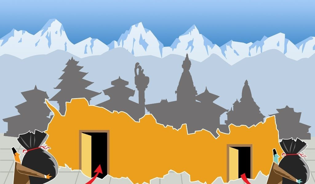 'फिनसेन फाइल्स' को नेपाल नाता