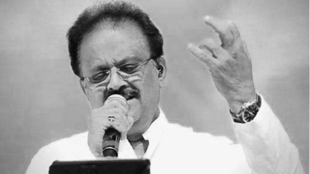 भारतीय प्रसिद्ध गायक एसपी बालासुब्रमण्यमको निधन