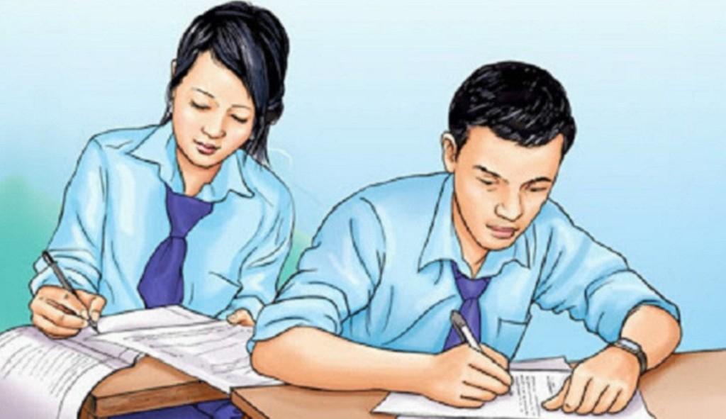 कक्षा १२ को परीक्षा आजदेखि शुरु