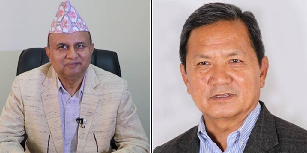 दाहाल–नेपाल समूहले पोखरेल र गुरुङलाई प्रदेश इन्चार्जबाट हटायो