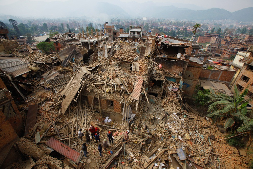 २३औँ राष्ट्रिय भूकम्प सुरक्षा दिवस मनाइयाे