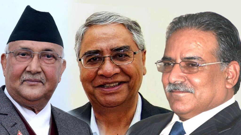 'सरकार गठनका चार विकल्प'
