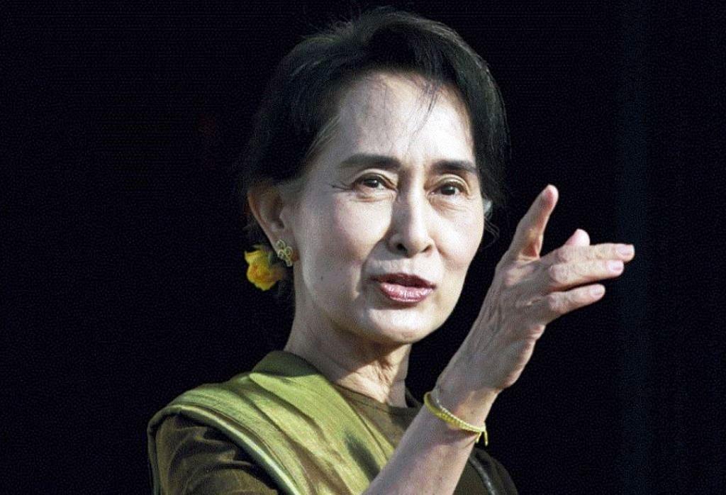 म्यानमारको शासन सेनाको हातमा,नेतृ सुकी 'गिरफ्तार'