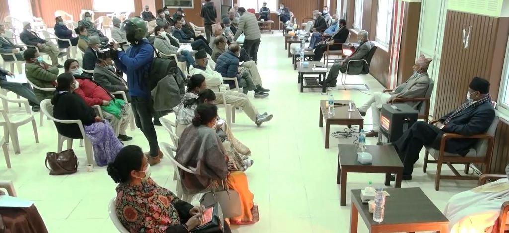 कांग्रेसको केन्द्रीय समिति बैठक ३० गतेलाई सर्याे