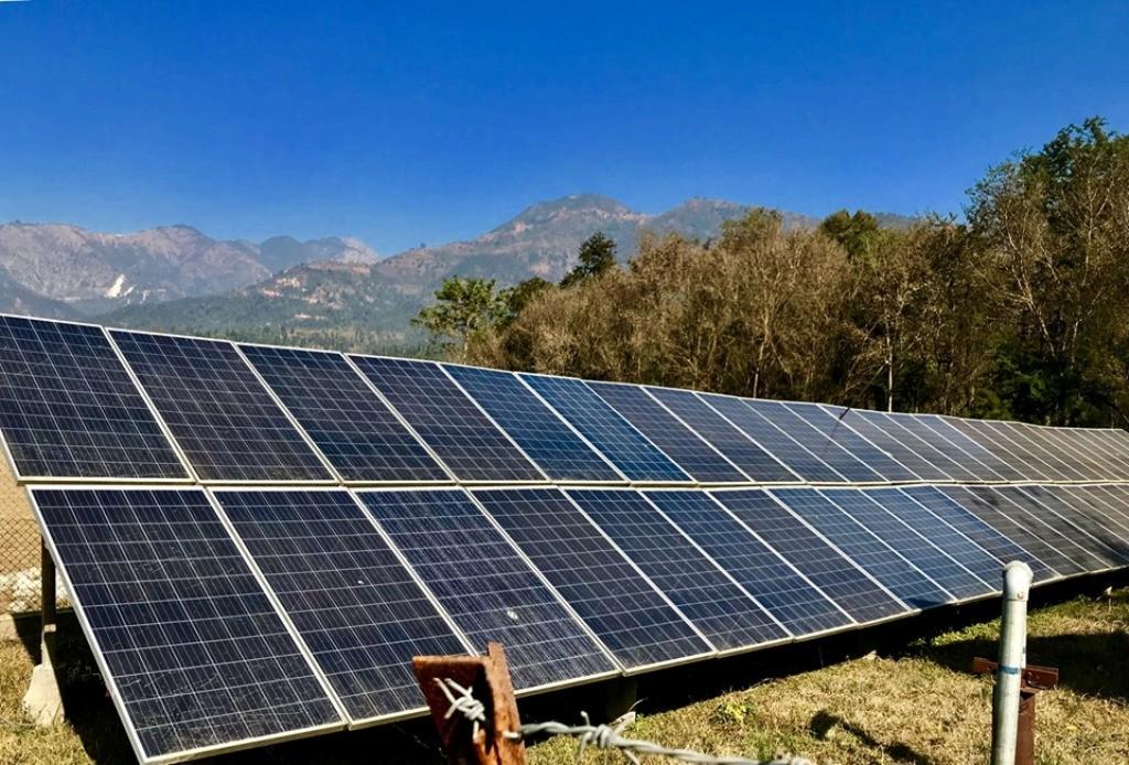 सौर्य प्लान्टबाट जोडियो १० मेगावाट विद्युत् केन्द्रीय प्रसारणमा