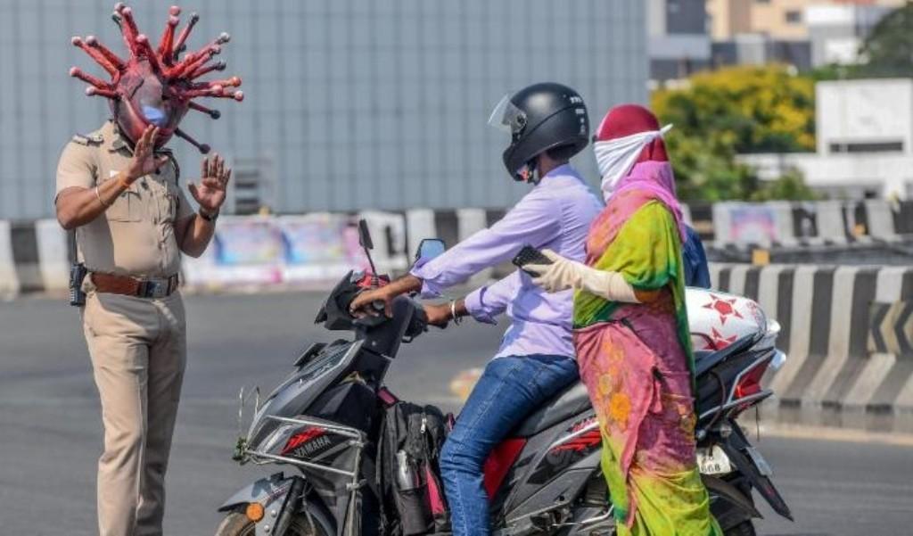 भारतमा फेरि काेराेनाकाे सङ्क्रमण फैलियाे , महाराष्ट्र, पञ्जाब र गुजरातमा लकडाउन