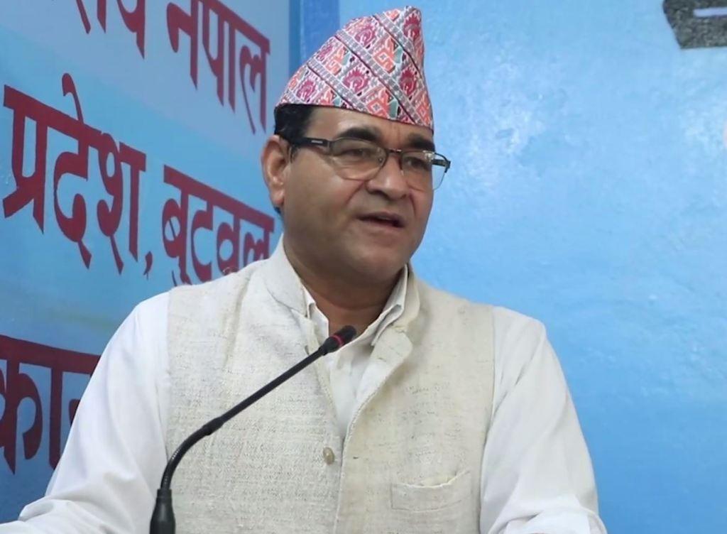लुम्बिनी प्रदेशमा छिट्टै सरकार परिवर्तन हुने:कानूनमन्त्री केसी