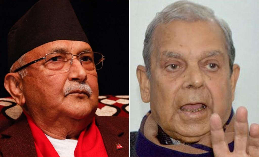 प्रधानमन्त्री र राजपाका शीर्ष नेताबीच के भयाे कुराकानी?