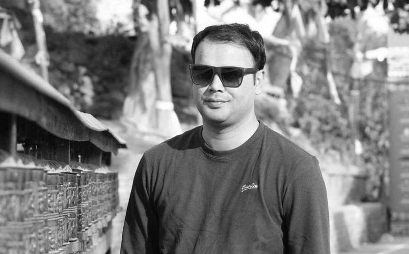 कोरोनाका कारण च्यानल नेपालका पत्रकार शान्तिराम कार्कीको निधन