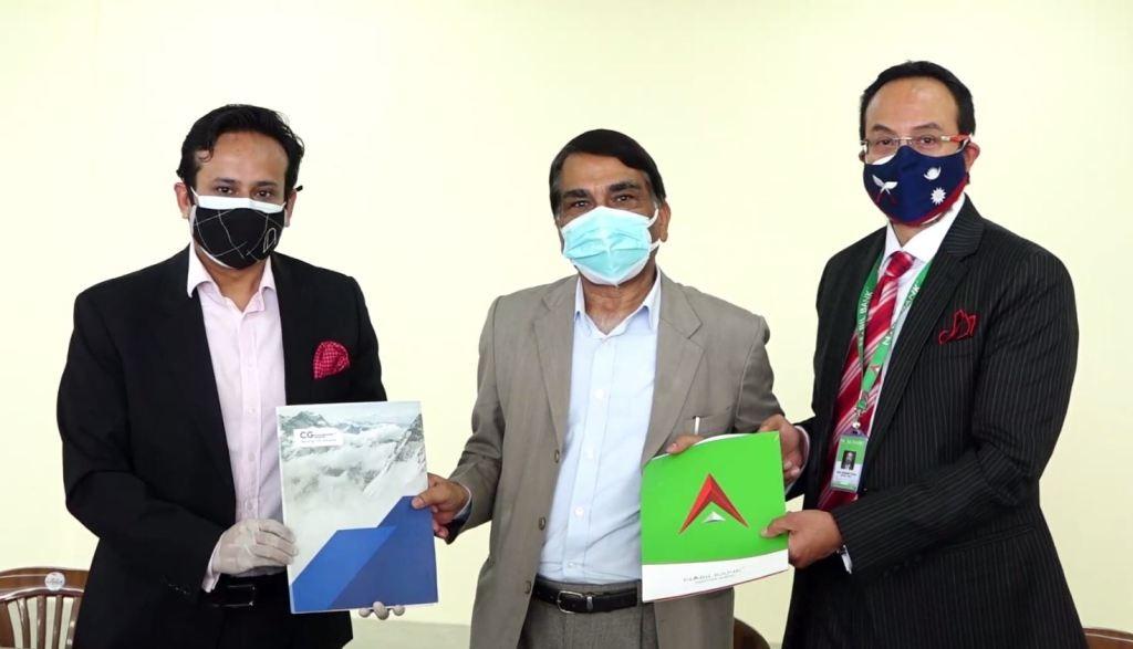 वीर अस्पतालमा आईसीयू वार्ड र अक्सिजन प्लान्ट स्थापना गर्न भयाे सम्झाैता