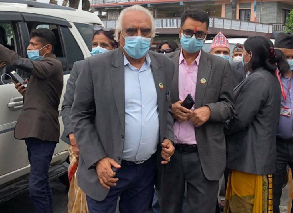 गण्डकीको मुख्यमन्त्रीमा कृष्णचन्द्र नेपाली नियुक्त