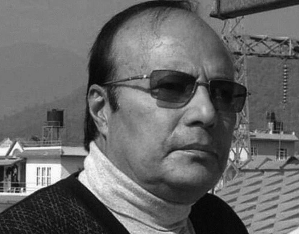 वरिष्ठ मिर्गौला रोग विशेषज्ञ डा.रावतको काेरानाबाट निधन