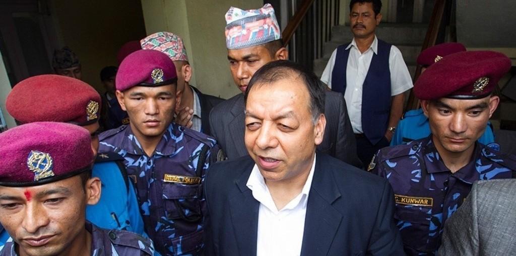 चुडामणि शर्मासहित ३ जनाविरुद्ध १ अर्ब ३३ लाख २० हजारको भ्रष्टाचार मुद्दा दायर