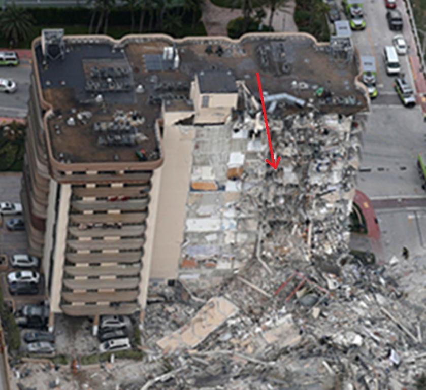 अमेरिकाको फ्लोरिडामा आवासीय भवन भत्किंदा सय भन्दा बढी वेपत्ता