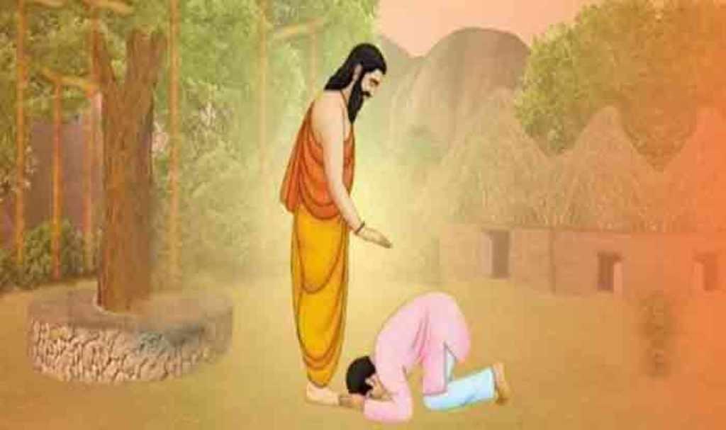 गुरुजनप्रति सम्मान भाव प्रकट गरी गुरु पूर्णिमा मनाइँदै
