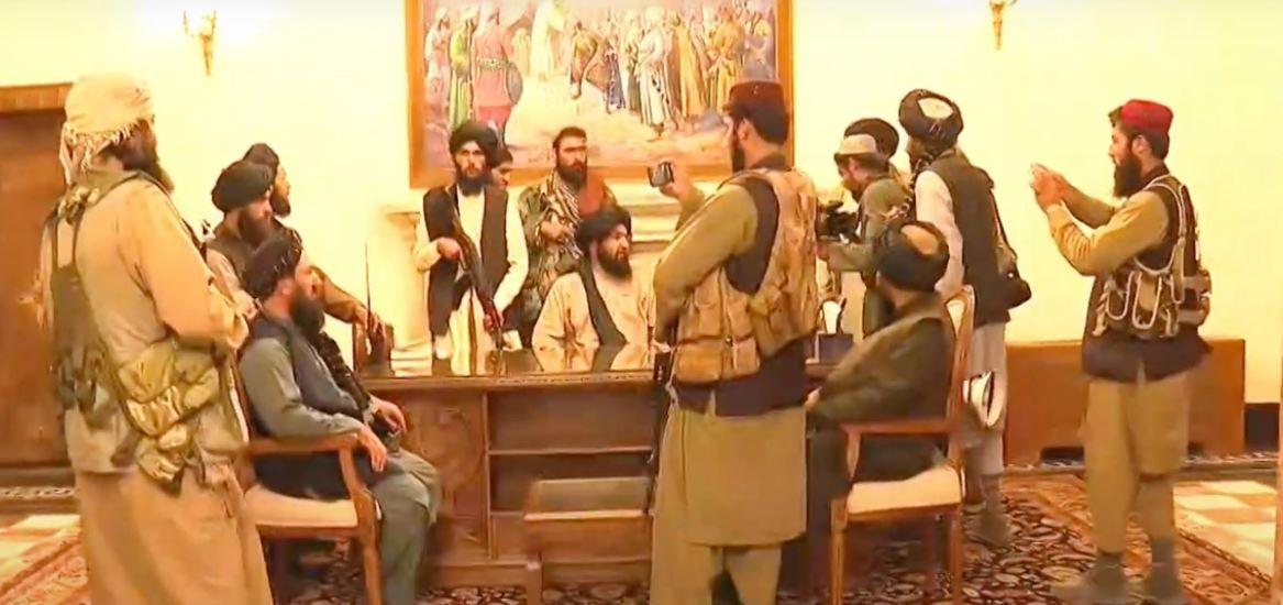 अफगानिस्तानमा  युद्ध सकिएको तालिबानको घोषणा