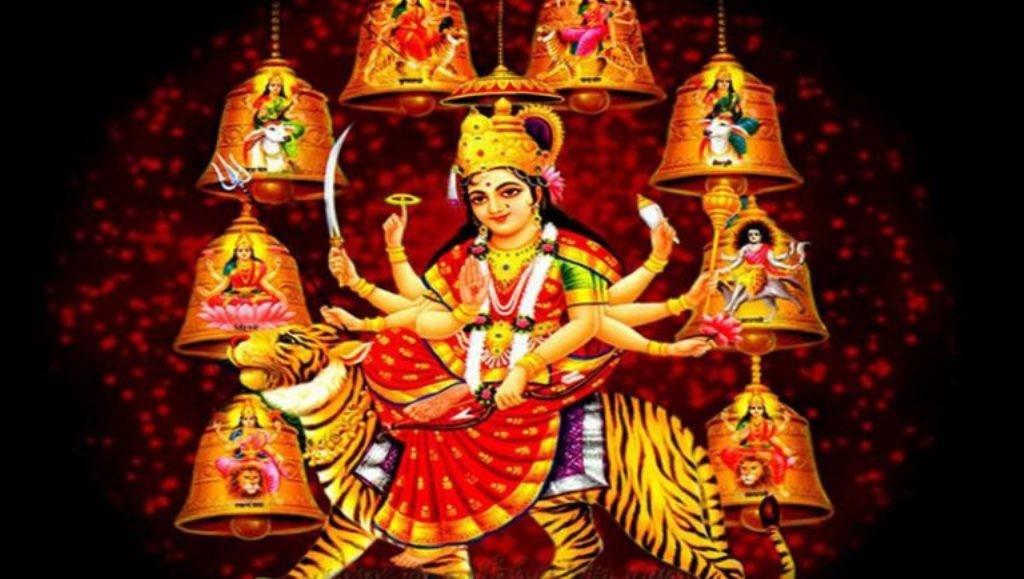 आज महानवमी : दुर्गा भवानीको पूजा आराधना गरी मनाइँदै
